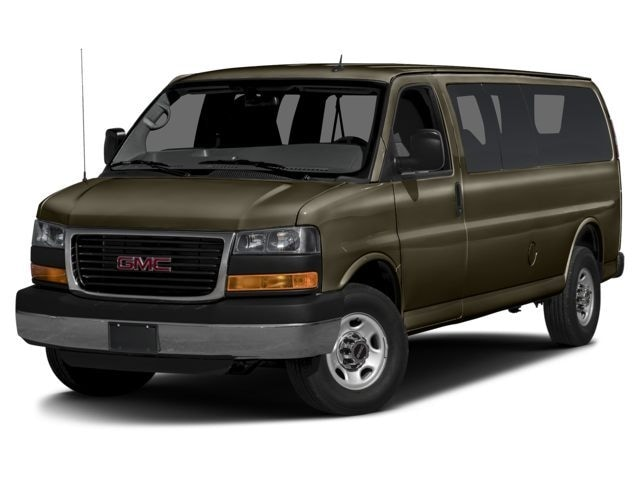 2016 GMC Savana 2500 Fourgon