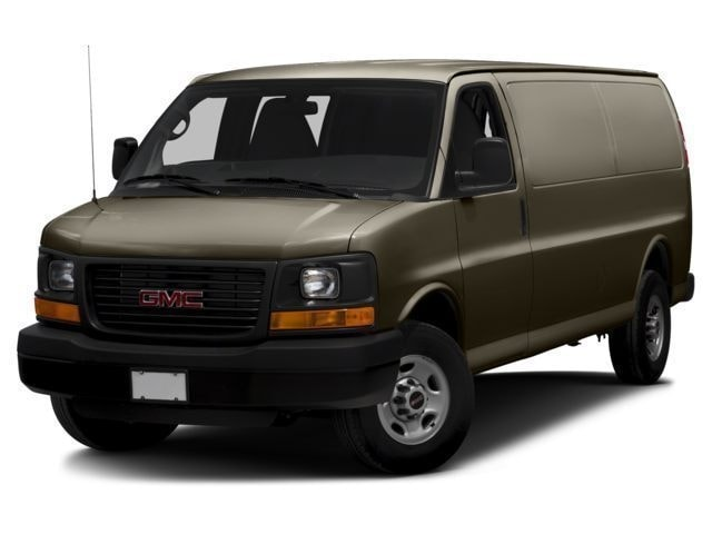 2016 GMC Savana 3500 Fourgon