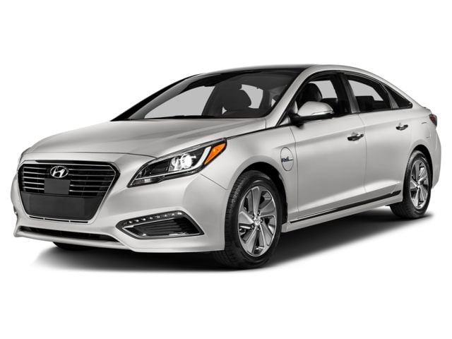 2016 Hyundai Sonata Plug-In Hybrid Sedan