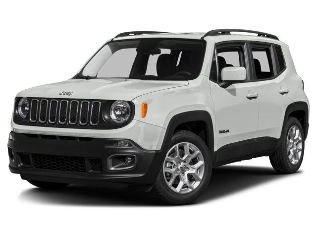 2016 Jeep Renegade VUS