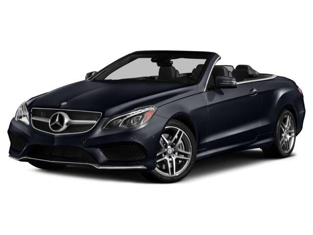 2016 Mercedes-Benz E-Class Convertible