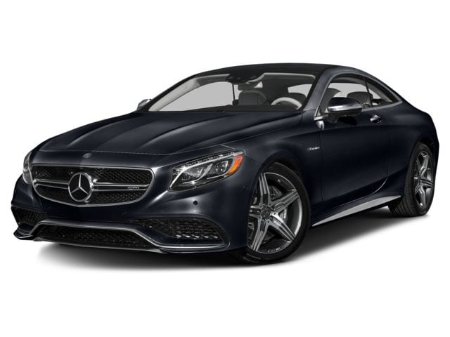 2016 Mercedes-Benz AMG S Coupe