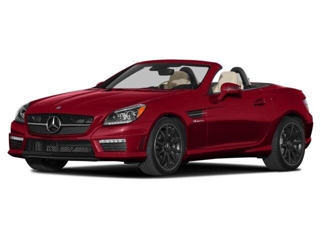 2016 Mercedes-Benz AMG SLK Convertible