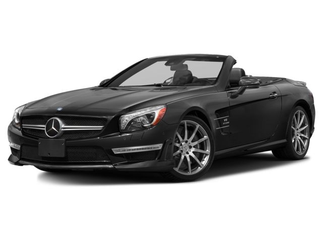2016 Mercedes-Benz AMG SL Convertible