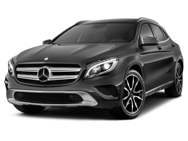2016 Mercedes-Benz GLA-Class SUV