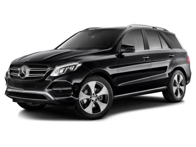 2016 Mercedes-Benz GLE-Class SUV