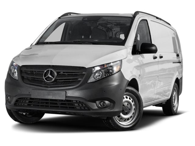 2016 Mercedes-Benz Metris-Class Van