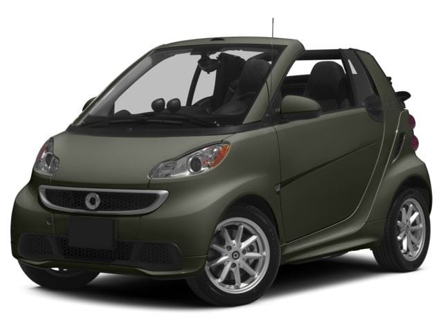 2016 smart fortwo electric drive Convertible