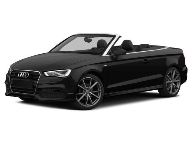 2017 Audi A3 Convertible