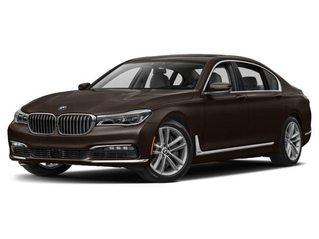 2017 BMW 750 Sedan