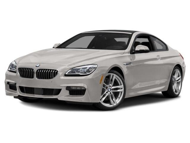 2017 BMW 650i Coupé