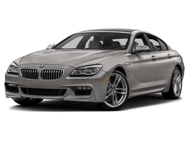 2017 BMW 650i Gran Coupé