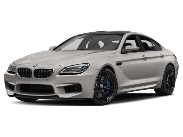 2017 BMW M6 Gran Coupe Berline