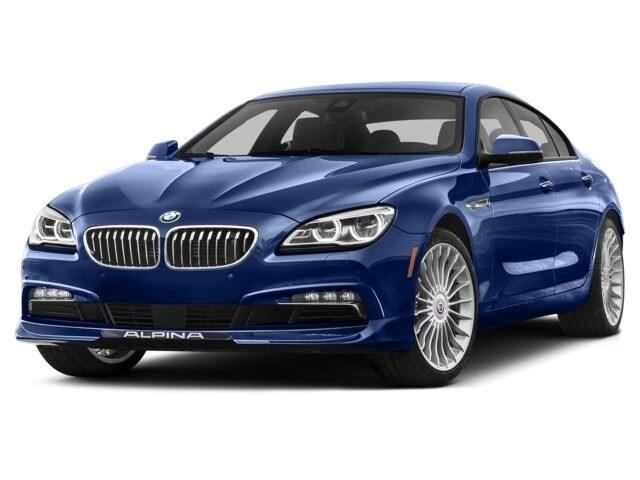 2017 BMW ALPINA B6 Gran Coupe
