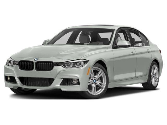 2017 BMW 340i Sedan