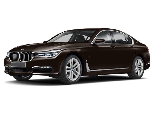 2017 BMW 740Le Sedan