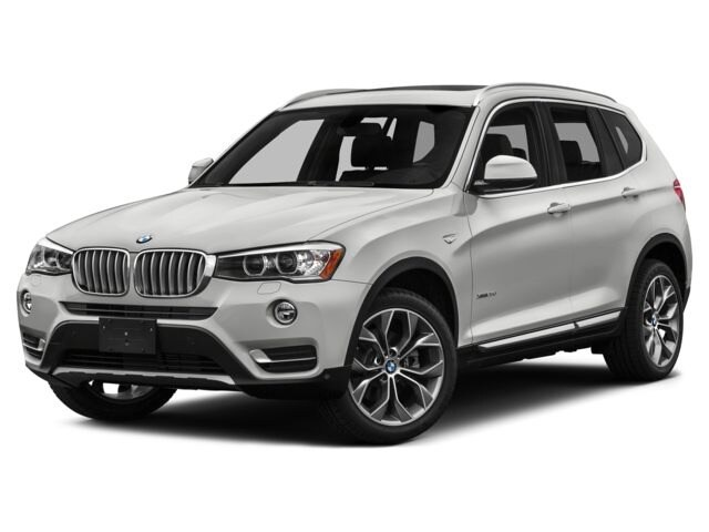 2017 BMW X3 VUS