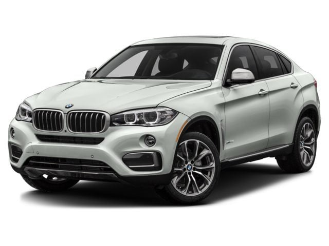 2017 BMW X6 SUV