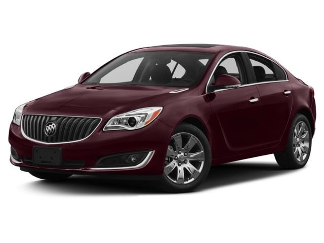 2017 Buick Regal Sedan