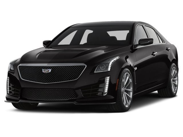 2017 CADILLAC CTS-V Berline