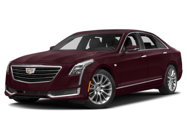2017 CADILLAC CT6 Berline