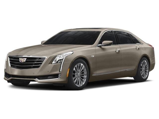 2017 CADILLAC CT6 PLUG-IN Sedan