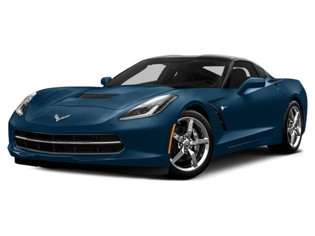 2017 Chevrolet Corvette Coupe