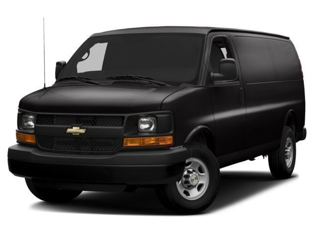 2017 Chevrolet Express 2500 Van