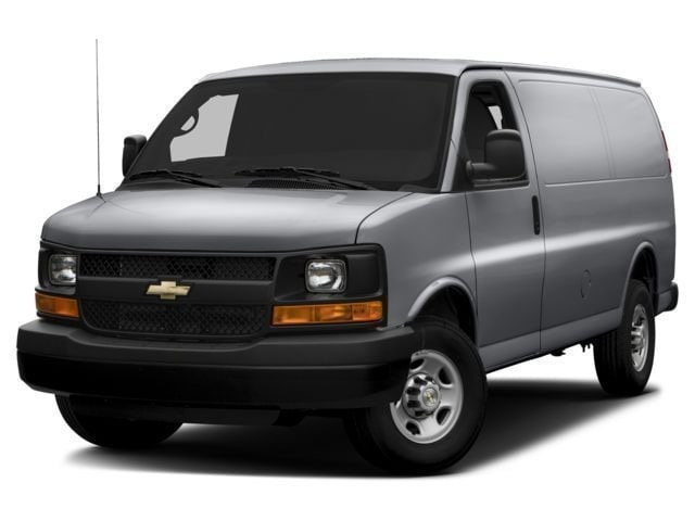 2017 Chevrolet Express 3500 Fourgon