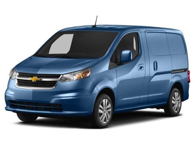 2017 Chevrolet City Express Fourgon
