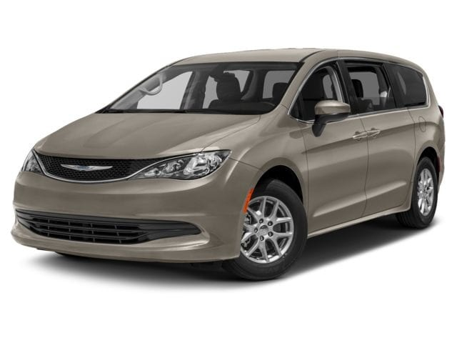 2017 Chrysler Pacifica Fourgon