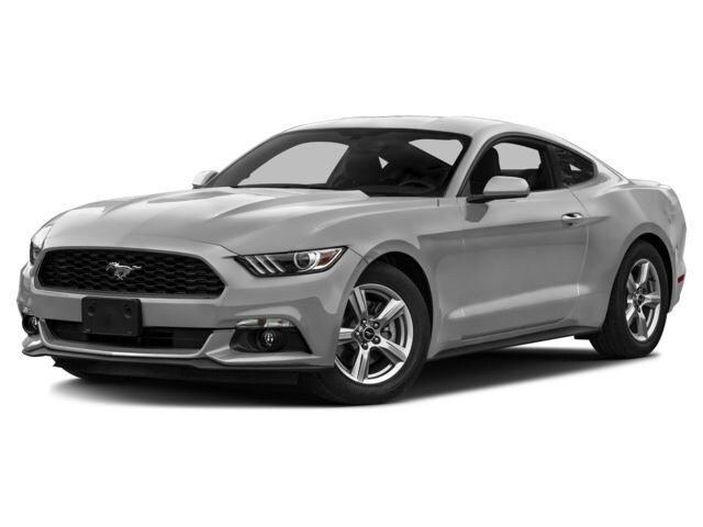 2017 Ford Mustang Coupé
