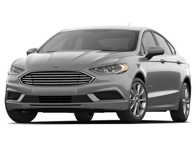 2017 Ford Fusion hybride Berline
