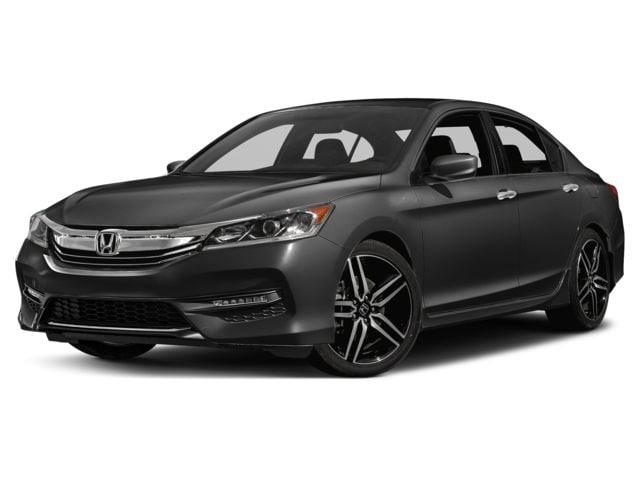 2017 Honda Accord Berline