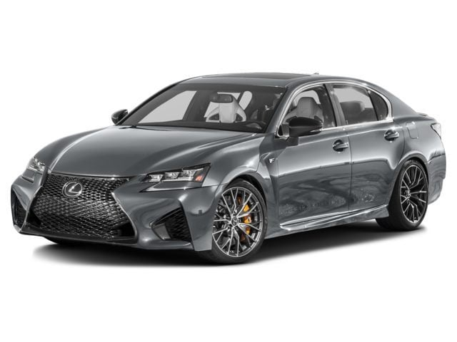 2017 Lexus GS F Sedan
