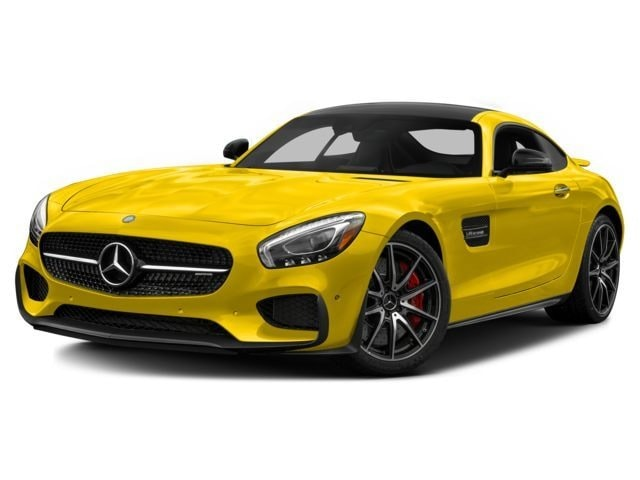 2017 Mercedes-Benz AMG GT Coupé