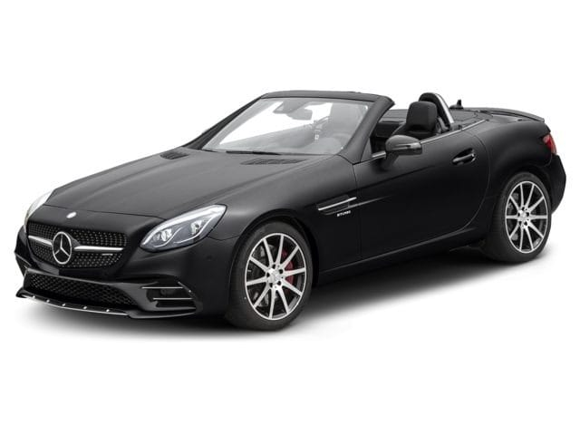 2017 Mercedes-Benz AMG SLC 43 Roadster