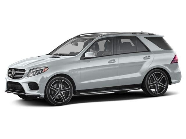 2017 Mercedes-Benz AMG GLE VUS