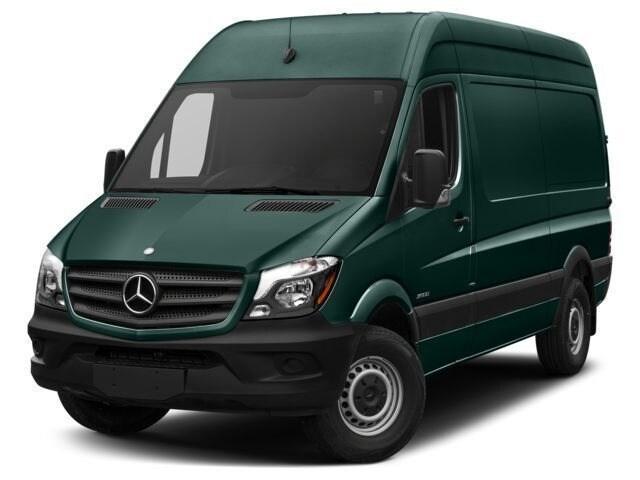 2017 Mercedes-Benz Sprinter 2500 Van