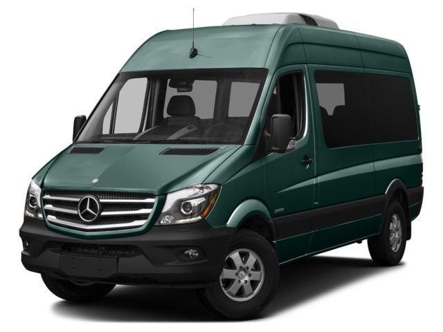 2017 mercedes benz sprinter 2500 wagon toronto for Mercedes benz sprinter dealers california