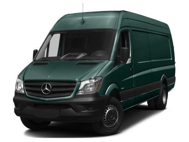 2017 Mercedes-Benz Sprinter 3500 Van