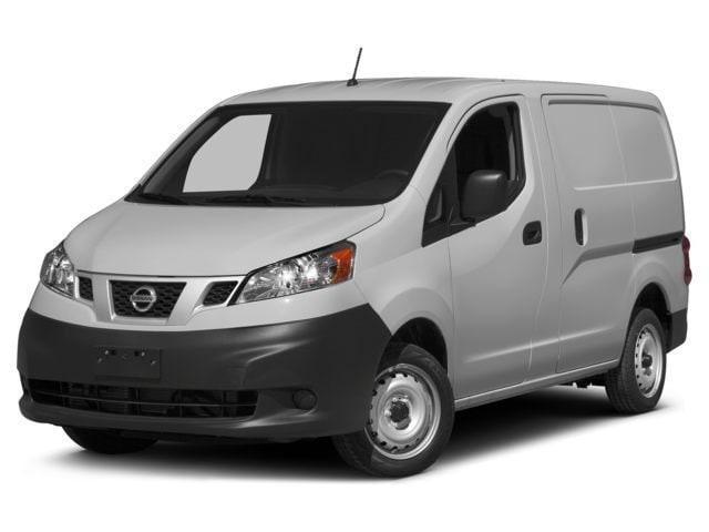 2017 Nissan NV200 Van