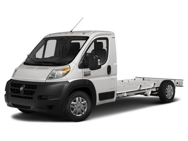2017 Ram ProMaster 3500 Cab Chassis Camion