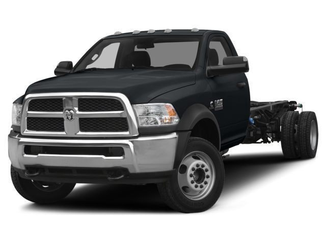 2017 Ram 3500 Chassis Cab 4491 kg (9900 lb) GVWR Camion
