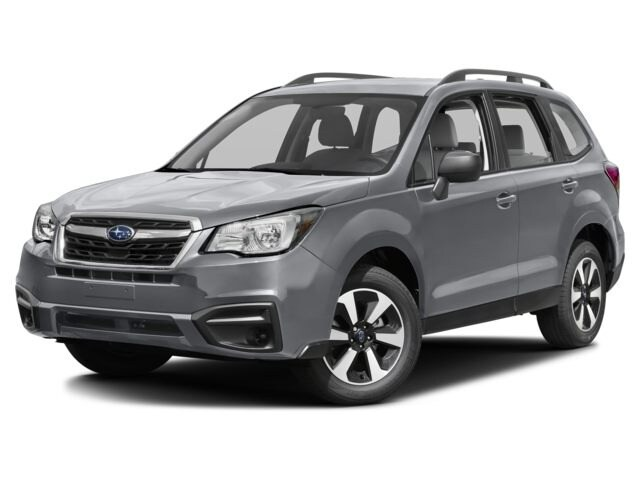 2017 Subaru Forester VUS