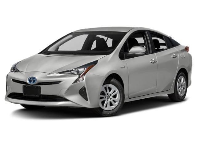2017 Toyota Prius Hatchback