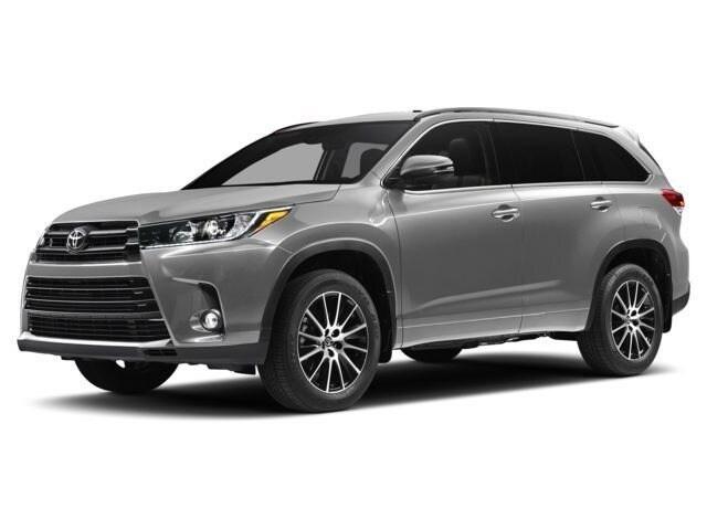 2017 Toyota Highlander VUS