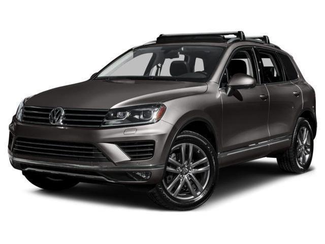 2017 Volkswagen Touareg SUV