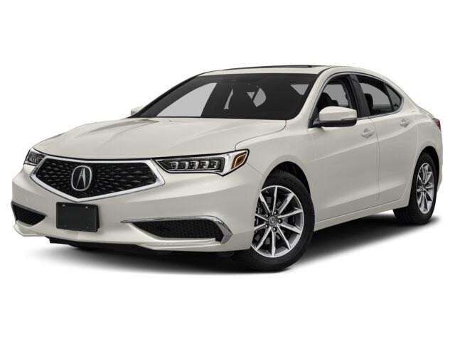 2018 Acura TLX Sedan