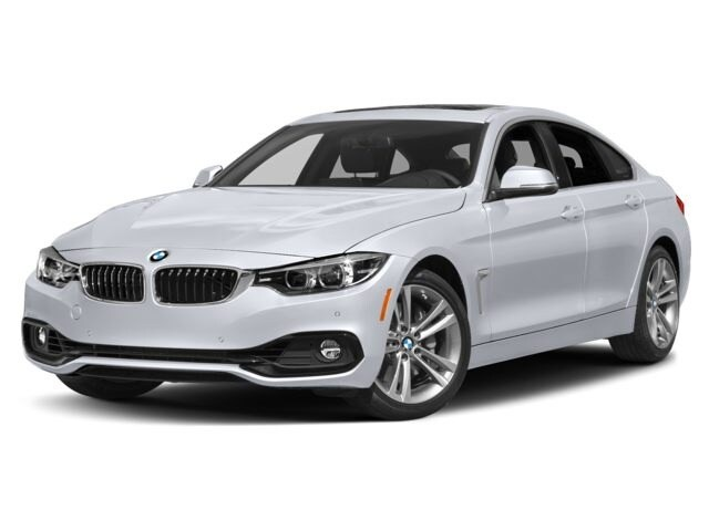 2018 BMW 440i Gran Coupe Hatchback